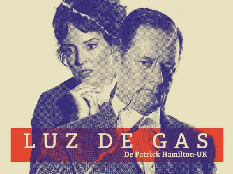"""Darío Facal estrena """"Luz de Gas"""" en el Teatro Británico de Lima (Perú)"""