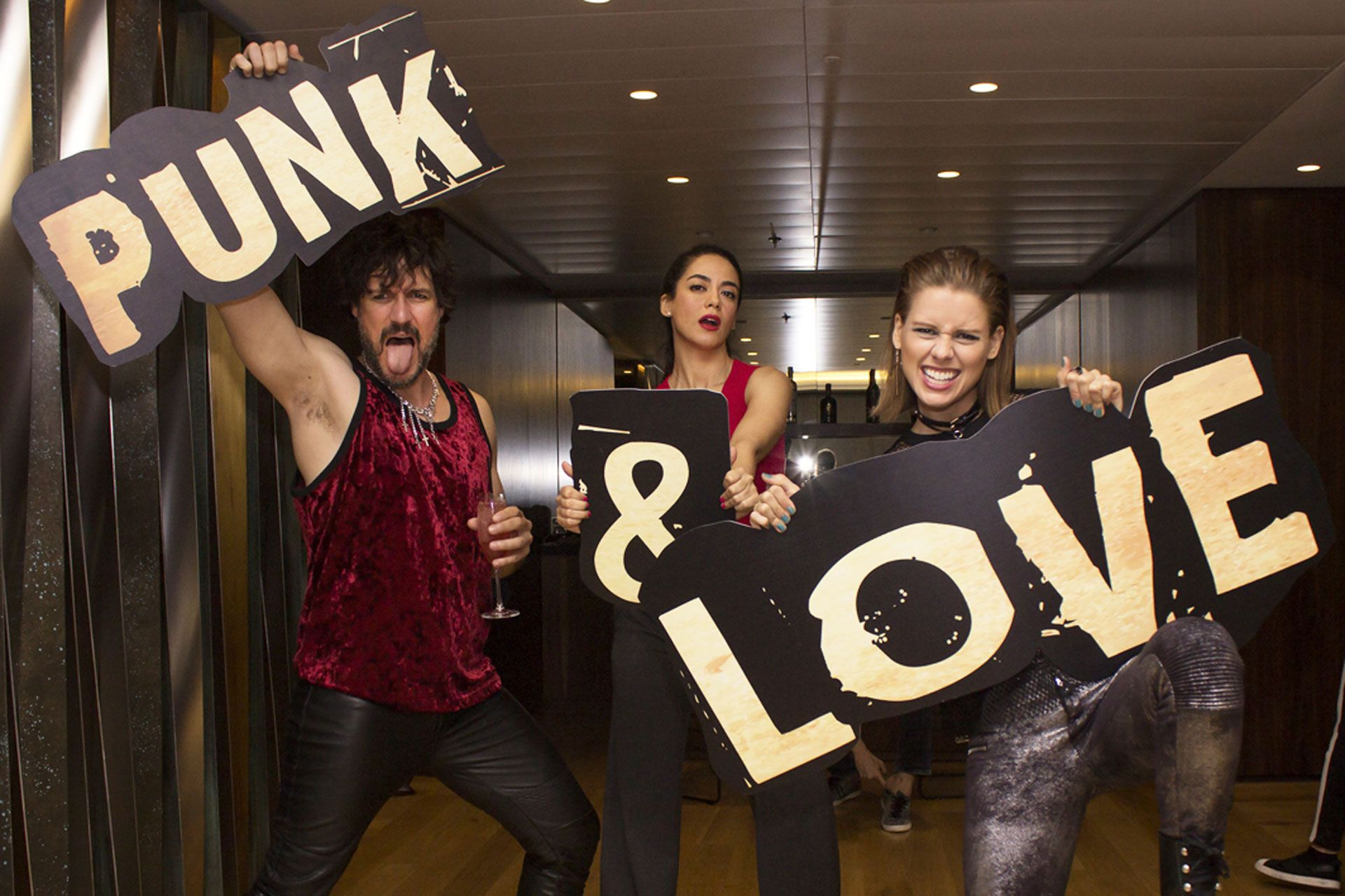 Punk and love