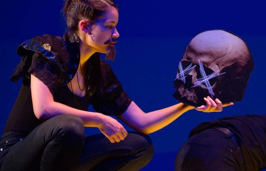 Hamlet - Darío Facal - Patricia Peñalver
