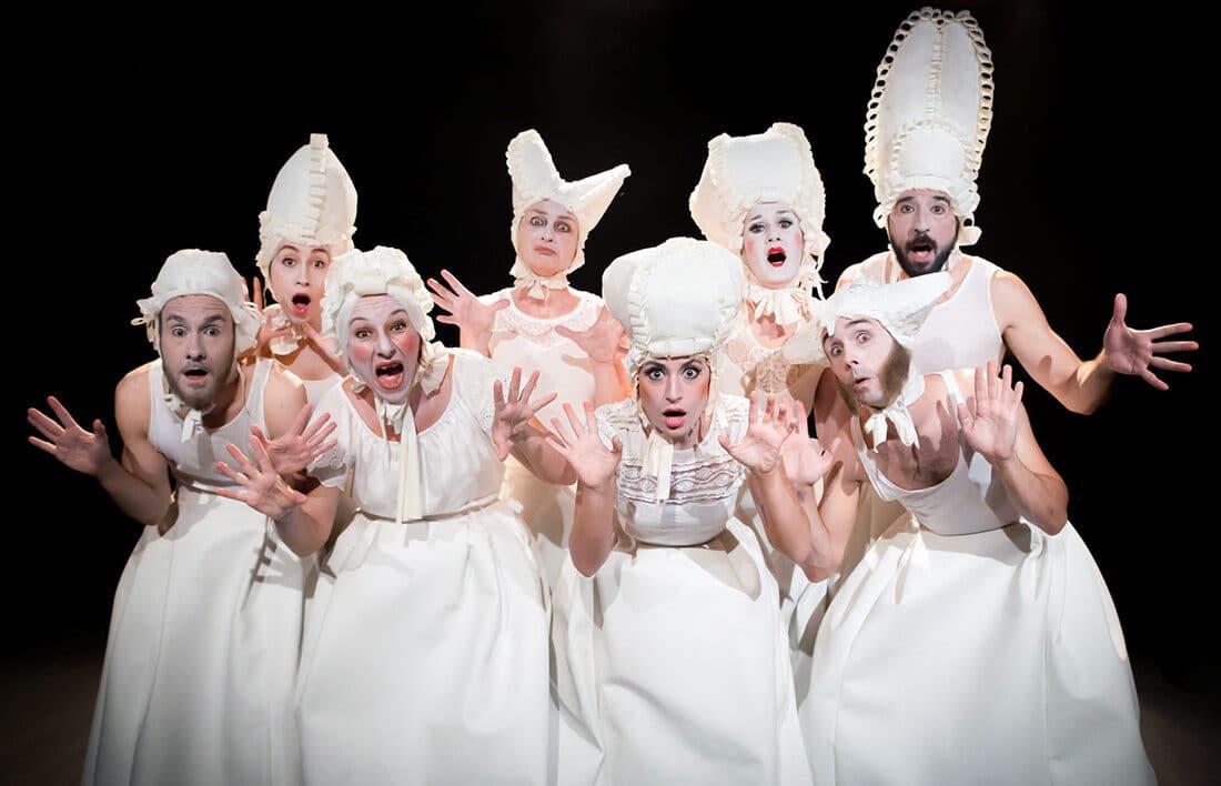 maría herrero un musical barroco teatro infanta isabel
