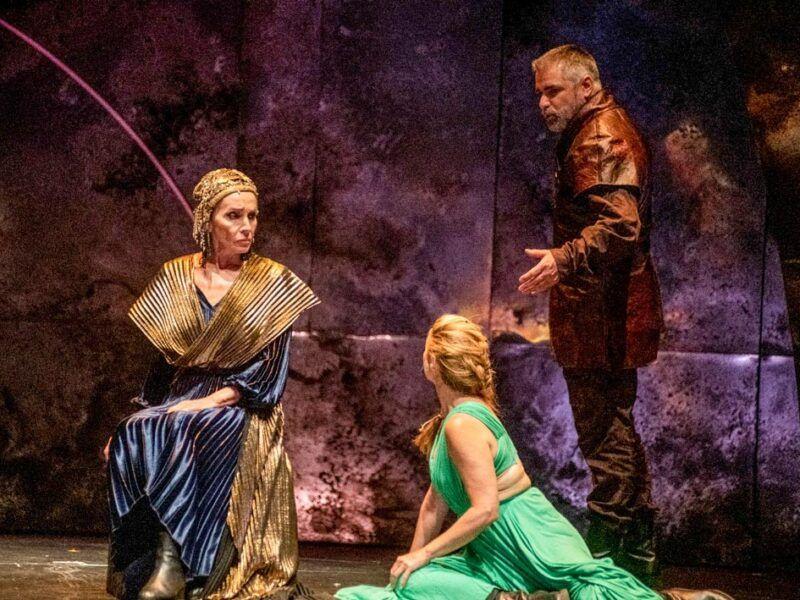 antonio y cleopatra obra de teatro ernesto arias